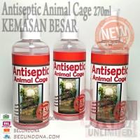Antiseptik antiseptic desinfektan anti jamur hewan kandang pet spray s