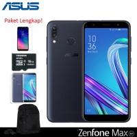 Asus Zenfone Max M1 ZB555KL - 3GB/32GB - Free Bonus! Garansi Resmi