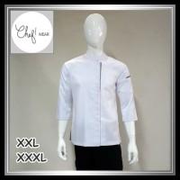 Chef Wear Baju Koki Komb Net XXL-XXXL