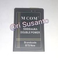 Baterai MCOM for Brandcode B7S Honor Double Power 5000mAh