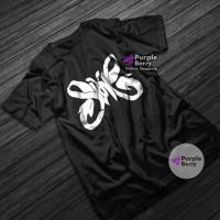 Kaos Baju Band Slank Logo Kaos Musik Kualitas Distro Tshirt -711