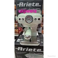 alat pembuat kopi espresso/espresso maker ariete 0,9 l green vintage