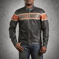 jaket kulit Harley Davidson terlaris