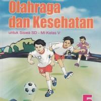 Buku Bse : Penjas Orkes Untuk Sd/Mi Kelas 5, Pengarang : Dadang H, Dkk