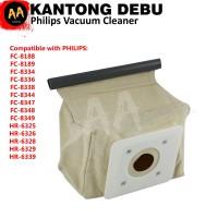 Kantong/Filter Bag Vacuum Cleaner/Penyedot Debu PHILIPS Seri FC-8188