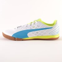 Sepatu Futsal Puma Evospeed Sala 3.4 Putih Original Asli Murah