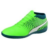 Sepatu Futsal Puma One 18.4 IT Hijau Green Original Asli Murah