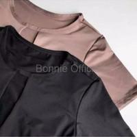 Ahh Bra Baju Yoga Baju Senam JdF Shop Monica Crop Top Baju Atasan Ola