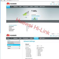 Modem USB 4G Huawei E3372 150Mbps UNLOCK ALL OPERATOR [BEST SELLER]