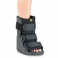 Cas Boots Fraktur Walker Brace /Ankle Brace Orthosis Model Pendek