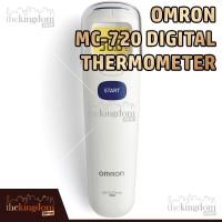 Omron MC-720 Digital Forehead Thermometer Alat Pengukur Suhu Badan
