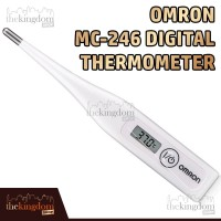 Omron MC-246 Digital Thermometer Termometer Alat Pengukur Suhu Badan