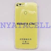 Huawei Honor 9 Lite Soft Hard Casing Cover Soft Case Anticrack bening