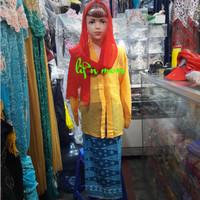 baju encim dewasa adat betawi none L jakarta