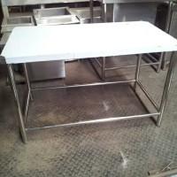 Meja Stainless berkualitas dan murah