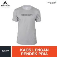 Eiger Vertic Running T-shirt - Grey