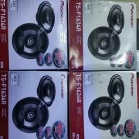 ZAR AUDIO Speaker Pioneer TS-F1634R Speaker Mobil Agya Ayla Avansa