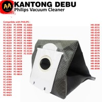 Kantong/Filter Bag Vacuum Cleaner/Penyedot Debu PHILIPS FC-8202