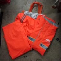 JAS HUJAN AXIO EUROPE warna orange L XL XXL