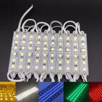 Lampu LED Modul 6 Mata 1 Strip led smd 5050 waterproof - ECERAN