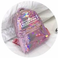 Tas backpack Blackpink ORIGINAL import tas anak perempuan kado ilang t