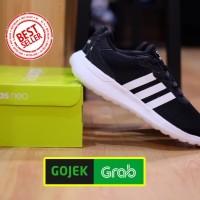 Sepatu Adidas ORIGINAL Cloudfoam Speed Black white