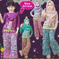 Little Pineapple Baju Muslim Anak Celana Kulot 575-10