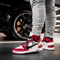 "Nike Air Jordan 1 x Off-White The Ten"""