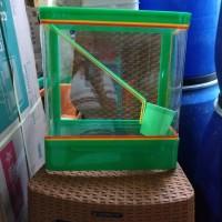 Aquarium Es Kelapa Kecil