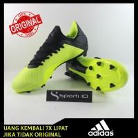 Sepatu Bola Adidas X 18.3 FG Yellow DB2183 Original