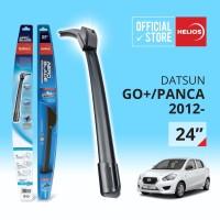 Wiper Datsun Go+/Panca (1 pc) Thn. 2012 ke atas uk. 24 HELIOS