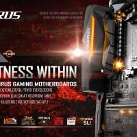 Gigabyte GA-AX370-Gaming K7 (AM4, AMD Promontory X370, DDR4, USB3.1, S