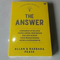 Buku The Answer - Allan & Barbara Pease