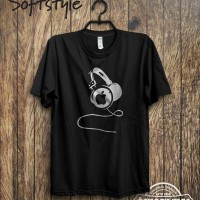 pakaian baju kaos apple music gildan softstyle