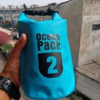 Dry Bag 2 Liter / Waterproof Bag 2 L / Tas Anti Air Traveller