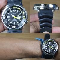 SEIKO PROSPEX SRP639K1 Baby Tuna Automatic 200m Divers Rubber