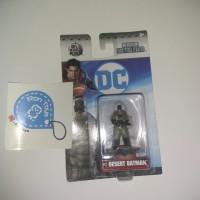 Diecast jada toys nano metalfigs mini metal figure DC batman dc2 dc 2