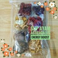 Sup Ayam Astragalus Energy Boost