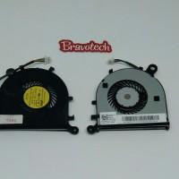 DELL Laptop Fan XPS 13 9343 9350 9360 9530 DC28000F2F0 P54G 4PIN