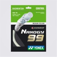 Senar Badminton Yonex Nanogy 99 Badminton String