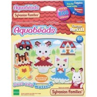 Aqua Beads Sylvanian Families Set Theme Refill - ORI Aquabeads EPOCH