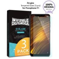 Tempered Glass Xiaomi Pocophone F1 RINGKE ID Glass Anti Gores ORIGINAL