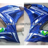 ready sayap half fairing all new vixion r vva 2017 155cc yg lampu led