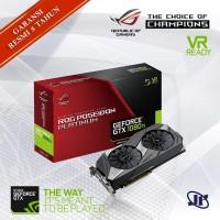 Promo VGA ASUS ROG POSEIDON PLATINUM GTX 1080 TI P11G GAMING Murah