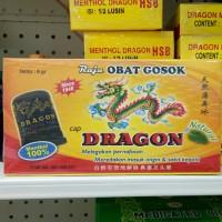 Dragon balsem menthol 8g ( 12pcs per box)