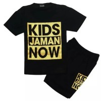 Baju Setelan Kids Jaman now HM