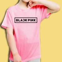 Kaos/baju anak BlackPink - 001 (size anak 1 - 7 tahun)