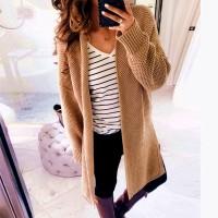 2018 Musim Gugur Sweater Korea Fashion Cardigan Wanita Rajutan Baju