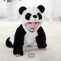 Baju Sweater Anak/ Jumsuit Baby/ Jaket Hoodie Anak Panda