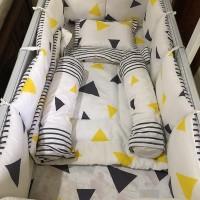 bumper box bayi set / bedding set bayi